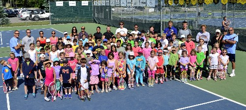 Summer Tennis Camp in Traverse City Michigan Register Now